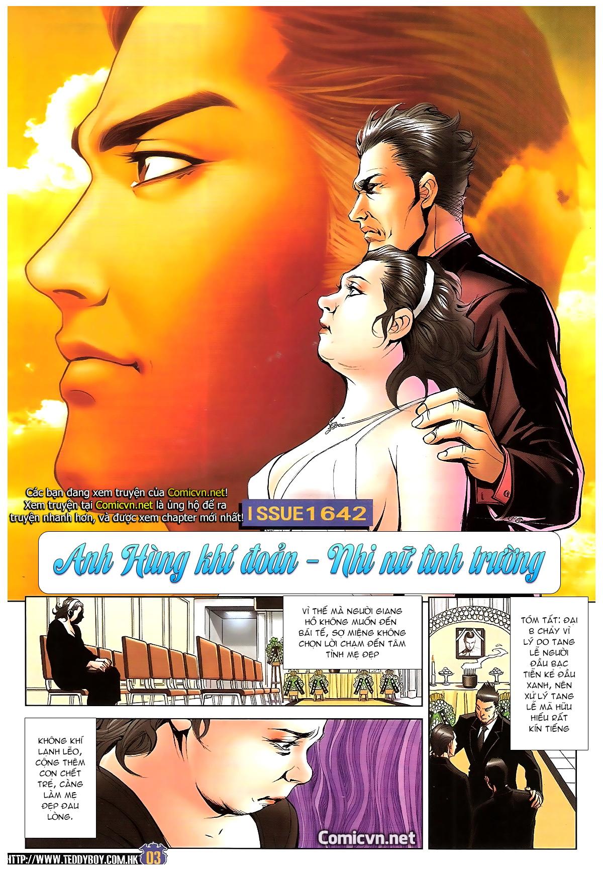 Người Trong Giang Hồ chapter 1642: anh hùng khí đoản trang 2