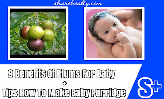 Plums For Baby