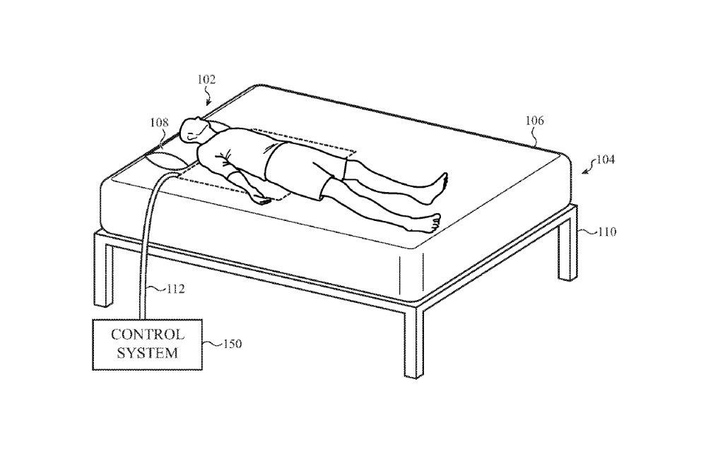 Apple 睡眠偵測設備