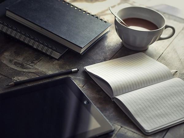 blog écrire réflexion