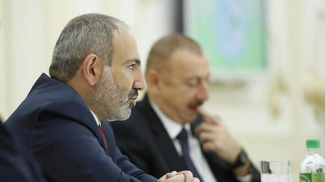 Pashinyan criticó duramente a Aliyev