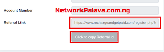 referral id for recharge and get paid