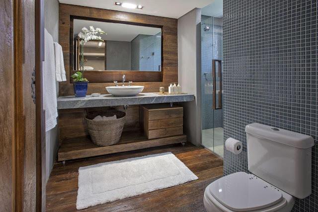banheiro-madeira-decoração