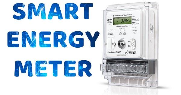 smart energy meter seminar report