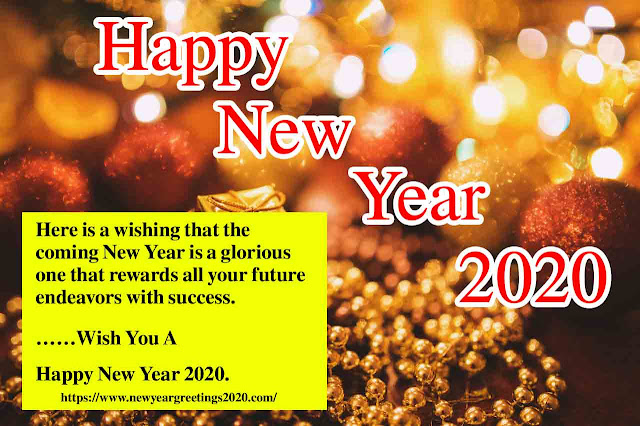Happy New Year 2020 Wishes Images Wallpapers Happy New