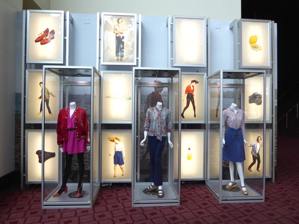 20th Century Women film costume exhibit