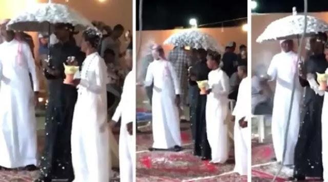 Polisi Saudi Tangkap Pelaku Pernikahan Gay yang Videonya Viral