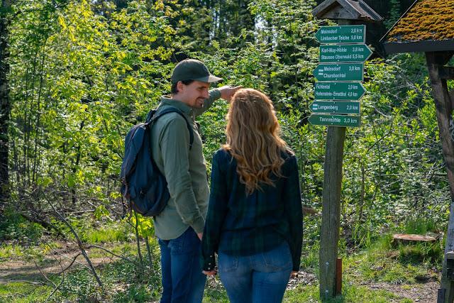 Wanderung im Zeitsprungland   Vom Stausee Oberwald nach Mühlau   Wandern in Sachsen   Tourismusregion Zwickau 11