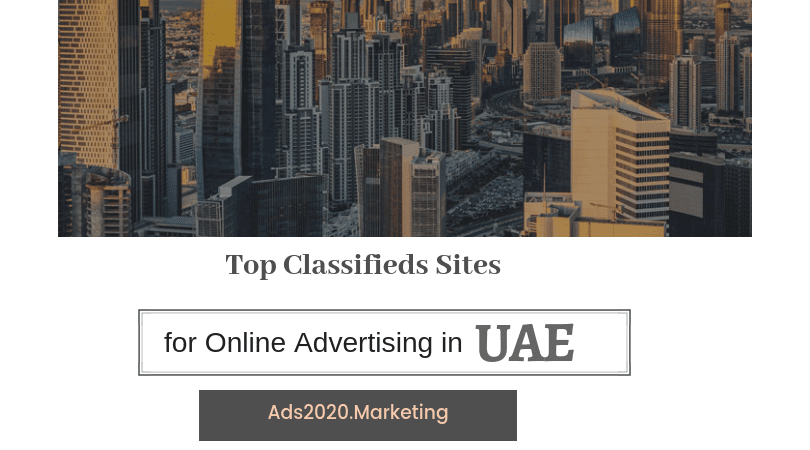 Top classifieds sites for online advertising in UAE-810x450