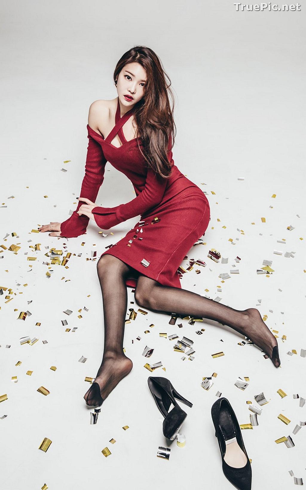 Image Korean Beautiful Model – Park Jung Yoon – Fashion Photography #11 - TruePic.net - Picture-26