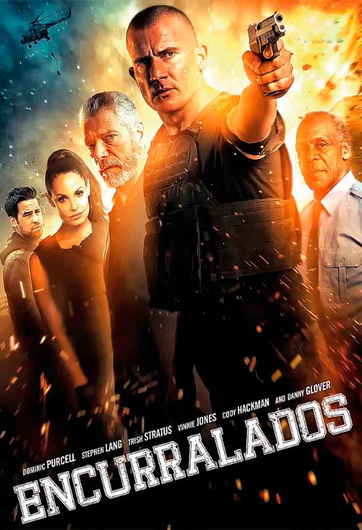 Encurralados Torrent – BluRay 720p e 1080p Dual Áudio (2016)