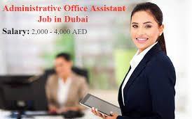 Administrative Secretary Job In Dubai | For Automobile Company