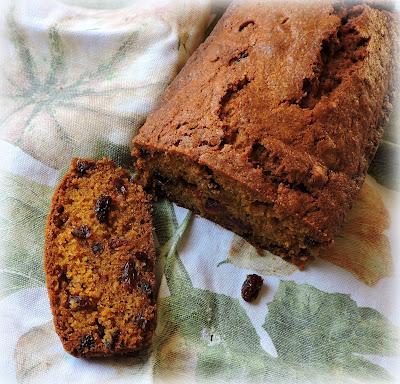 Elizabeth's Pumpkin Bread