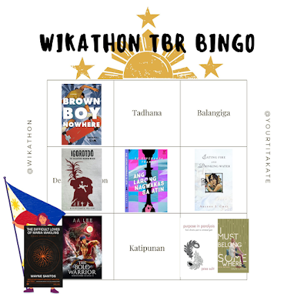 wikathon bingo