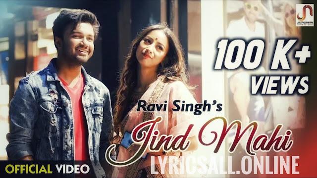 JIND MAHI RAVI SINGH ASSAMESE SONG lyrics