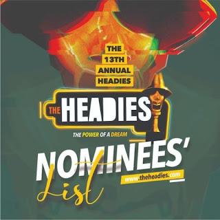 THE HEADIES AWARD 2019 : See Full Winners List