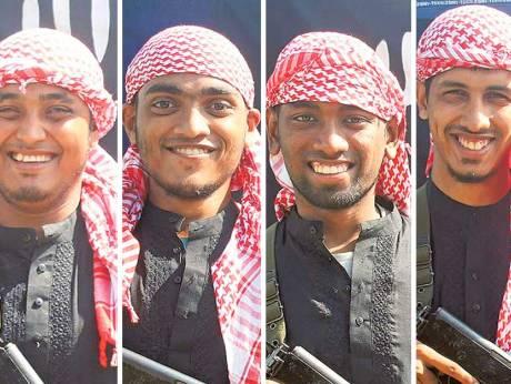 Bengali Terrorist Dhaka Attack