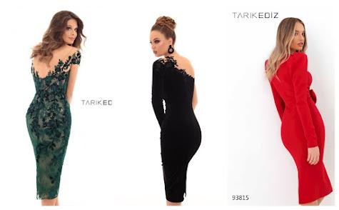 Style Knee-Length Dresses