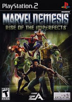Marvel Nemesis Rise Of The Imperfects PS2 Torrent
