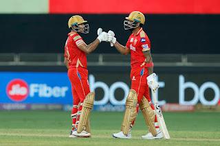 PBKS vs RR 32nd Match IPL 2021 Highlights