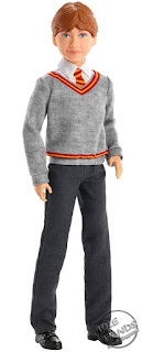 Mattel Harry Potter Doll Line Ron Weasley