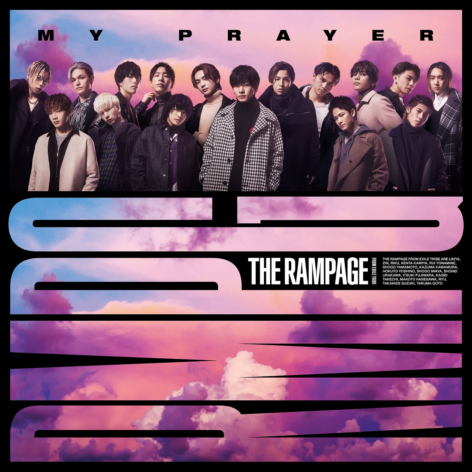 THE RAMPAGE from EXILE TRIBE - My Prayer [2020.12.09+MP3+RAR]