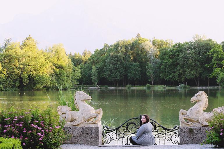 Schloss Leopoldskron garden