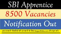 SBI Apprentice 8500 Post