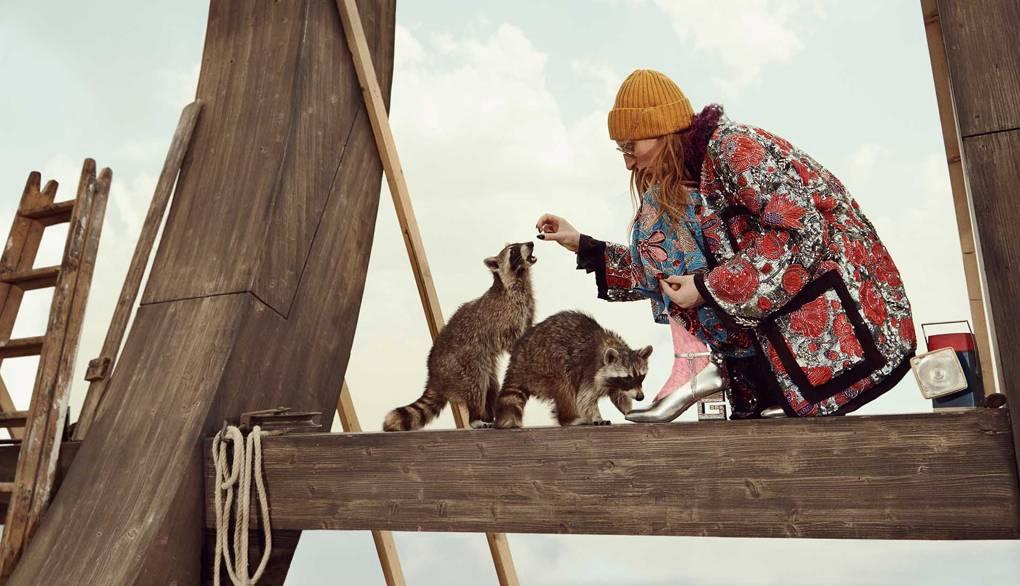 Gucci Cruise 2019 Ad Campaign