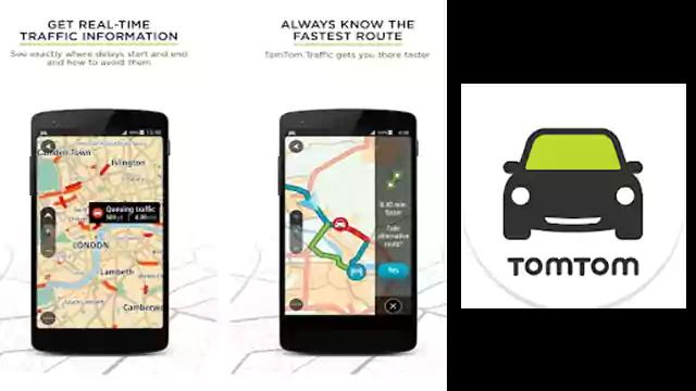 تحميل تطبيق اندرويد TomTom Go للملاحة و المواصلات