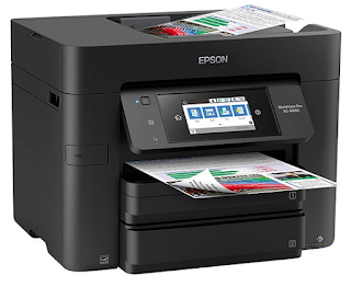 Epson WorkForce Pro EC-4040 Driver Download Windows 10 64-bit