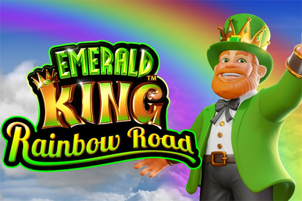 Main Demo Slot Online Emerald King Rainbow Road (Pragmatic Play)