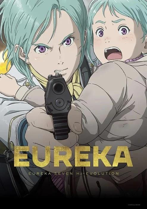 La tercera película de Eureka Seven Hi-Evolution