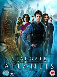 Stargate Atlantis Serie Completa DVDRip Español Latino