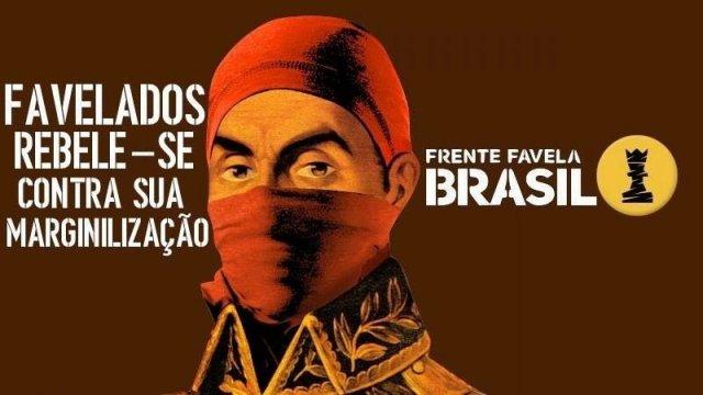 País deve ganhar um novo partido, Frente Favela Brasil