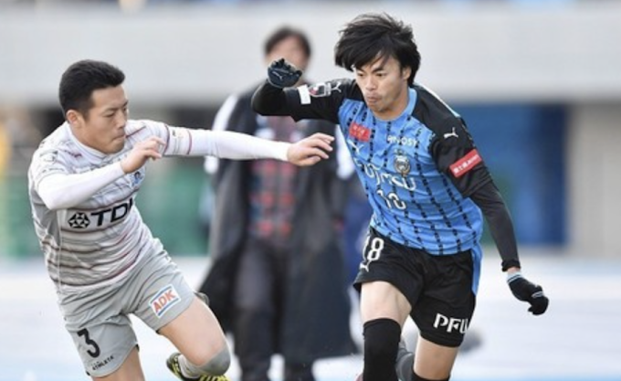 Kaoru Mitoma the man who could be heading to European football