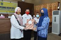 Bupati Bima Serahkan 239 SK CPNS Formasi Tahun 2018