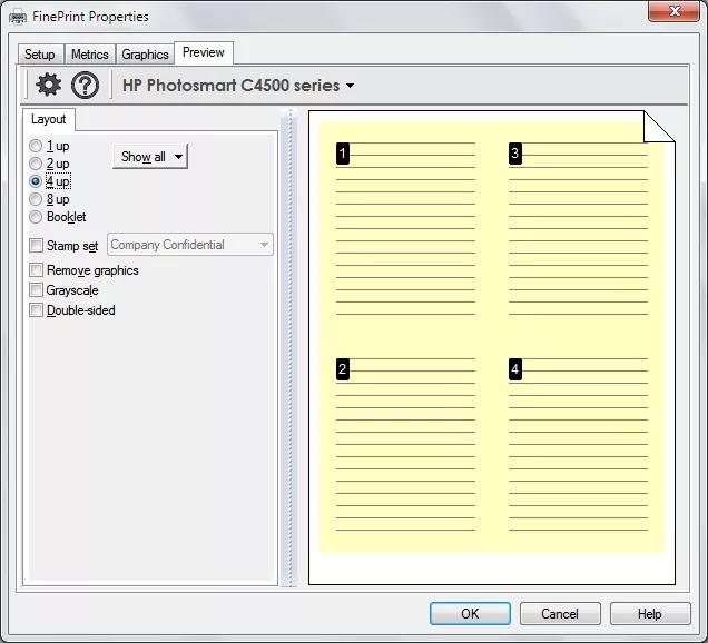 تحميل برنامج FinePrint 10.35 لإدارة الطباعة