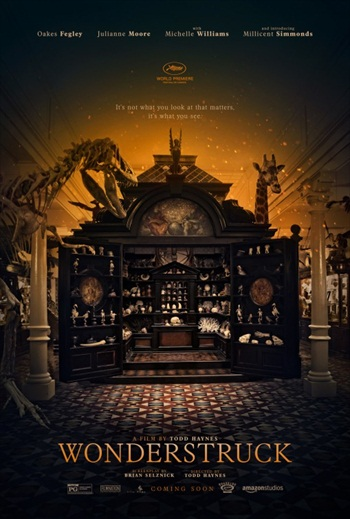 Wonderstruck 2017 English 720p BRRip 1GB ESubs