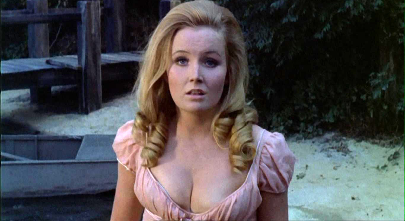 Hammer Films: The Vampire Lovers (1970), Lust For A Vampire (1971), Pippa Steel