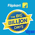 Flipkart Big Billion Days: 20th-24th September 2017