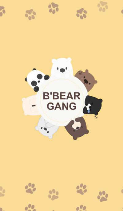 B Bear Gang