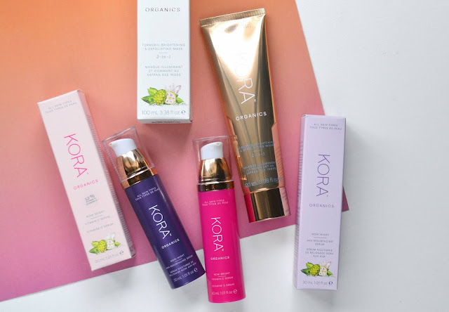 Kora Organics: The Brightening Routine