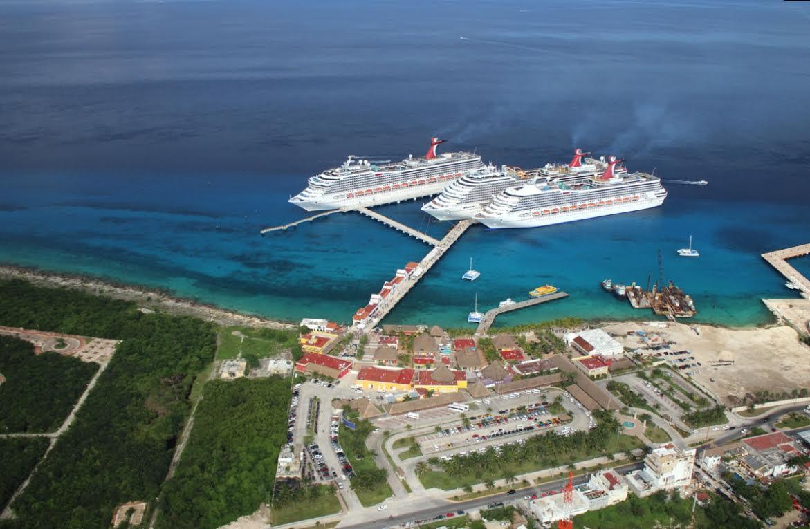 Как добраться до острова Косумель в Мексике