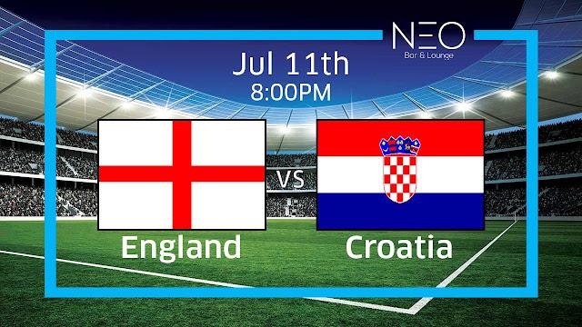 CROATIA VS ENGLAND LIVE STREAM WORLD CUP 12 JULY 2018