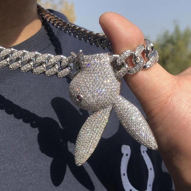 Bunny cuban chain