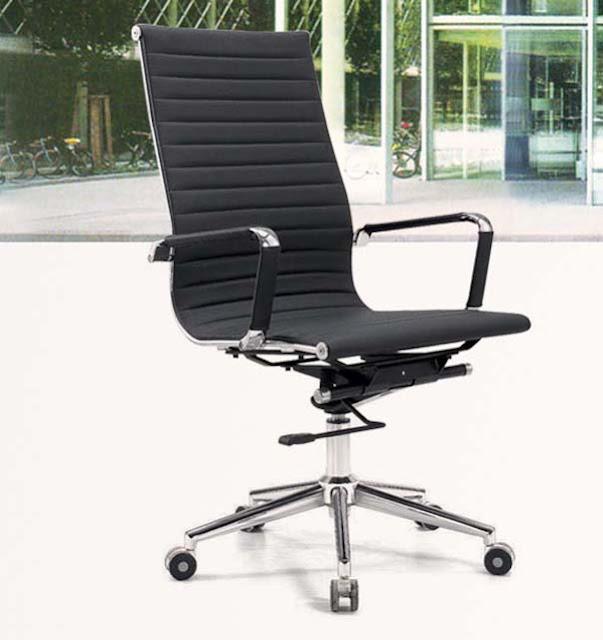 Dòng sản phẩm ghế xoay văn phòng nhập khẩu Malaysia là dòng sản phẩm bán chạy của nội thất Miền Bắc nhờ sở hữu thiết kế ấn tượng được tạo nên bởi những đường nét góc cạnh, thanh thoát