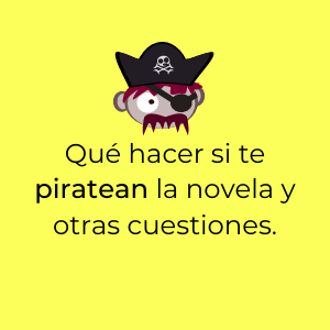 Pirateo novela