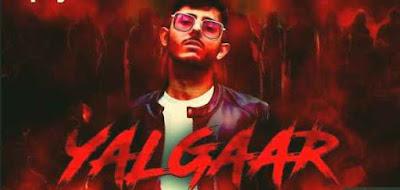 Yalgaar Lyrics | Ajey Nagar | (CarryMinati)