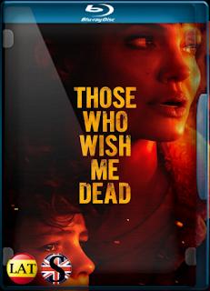Aquellos Que Desean Mi Muerte (2021) REMUX 1080P LATINO/INGLES